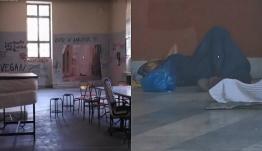 Εικόνες ντροπής στο Πολυτεχνείο: Καταστροφές από αντιεξουσιαστές στο κτίριο Γκίνη [βίντεο]