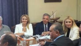Μίκα Ιατρίδη: «Είμαστε ενεργά δίπλα στους αλιείς της Καλύμνου και προωθούμε λύσεις για τα ζητήματα που τους απασχολούν».