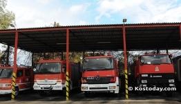Στα νησιά τα 20 πυροσβεστικά οχήματα που δώρισε η εταιρία Παπαστράτος