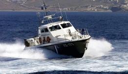 Καταδίωξη και σύλληψη 57χρονου κυβερνήτη σκάφους από στελέχη του Λιμεναρχείου Κω