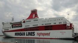 Mykonos Palace: Το πρώτο οικολογικό πλοίο στην ελληνική επιβατηγό ναυτιλία