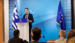 Πέτσας για Τσίπρα: Έκανε προεκλογική καμπάνια με τα λεφτά των Ελλήνων και ο Μητσοτάκης τους τα επιστρέφει