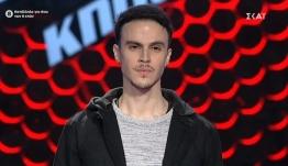 The Voice: Κατάφερε ο αδελφός του Κωνσταντίνου Χριστοφόρου να περάσει στην επόμενη φάση;