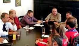 Σε Κάλυμνο και Κω ο εντεταλμένος περιφερειακός  σύμβουλος για τον Αθλητισμό Νίκος Νικολής