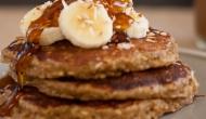 Η τέλεια συνταγή για pancakes μπανάνας