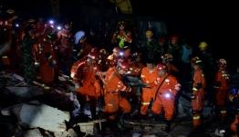 Κίνα: Φονικός σεισμός στην επαρχία Σετσουάν – 12 οι νεκροί [video]