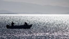 Τουρκικό φουσκωτό απείλησε ψαράδες ανοιχτά της Καλύμνου