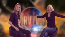 Λάουρα Νάργες: Τα πρώτα γυρίσματα για Survivor με Τουρκάλα συμπαρουσιάστρια (vid)