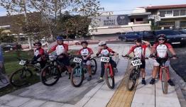 Χρυσό στο Γέρακα για τη 9χρονη Σιδέρη και ολοκλήρωση αγώνα 200 χλμ για την Κιτρίνα σε 9 ώρες