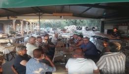 Συναντήσεις Φιλ. Ζαννετίδη με τους αποσταγματοποιούς της Ρόδου και τον Δήμαρχο Νισύρου