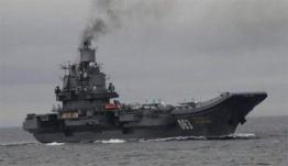 «Ναύαρχος Κουζνέτσοφ»: Έτσι ξέσπασε φωτιά στο «καταραμένο» αεροπλανοφόρο
