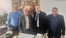 Επίσκεψη στην CAIR πραγματοποίησε ο βουλευτής Δωδ/σου ΝΔ Ιωάννης Παππάς.