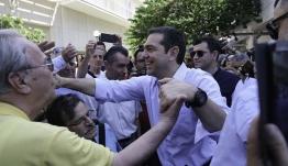 ΔΤ ΣΥΡΙΖΑ - Ο Αλέξης Τσίπρας σε περιοδεία στα Δωδεκάνησα