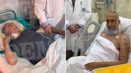 O Ιαβέρης για τη δωρεά νεφρού στο γιο του: «Έκανα το αυτονόητο ως πατέρας»