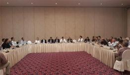 Μέσα σε κλίμα αισιοδοξίας συνεδρίασε το απόγευμα της Δευτέρας η ΝΟ.Δ.Ε Δωδεκανήσου με την παρουσία της ηγεσίας του Υπουργείου Τουρισμού