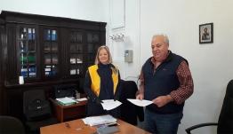 ΕΥΧΑΡΙΣΤΗΡΙΟ: Λέσχης Lions Κω για την παράδοση του προκατασκευασμένου οικίσκου τύπου ISOBOX export στο νοσοκομείο
