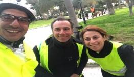 Ειρήνη Κιτρίνα: Με επιτυχία η δοκιμασία μεγάλης απόστασης 200 χλμ από Αθήνα έως Νεμέα και επιστροφή