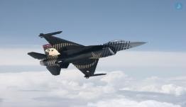 Υπερπτήσεις τουρκικών F-16 στα Δωδεκάνησα