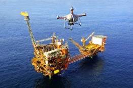 BP: drones για τον έλεγχο των αέριων εκπομπών μεθανίου