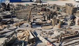 Aπίστευτο: Δείτε τι έκρυβε ο βυθός στο λιμάνι του Πόρου [εικόνες]
