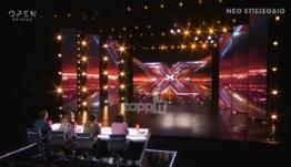 X Factor: Η ερμηνεία που… «τρέλανε» τους κριτές