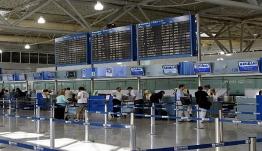 ΥΠΑ: Ιστορικό ρεκόρ το 2018 στα ελληνικά αεροδρόμια με αύξηση 10% στους επιβάτες