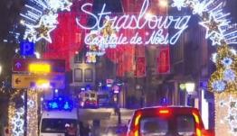 Επίθεση στη χριστουγεννιάτικη αγορά του Στρασβούργου: Τρεις νεκροί, 12 τραυματίες, 6 σε κρίσιμη κατάσταση