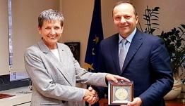 Γ. Πάππου: η αναγνώριση ήρθε από την Ευρωπαϊκή Τράπεζα Ανάπτυξης και Ανασυγκρότησης και το Υπουργείο Τουρισμού. Ξεκινάμε δυναμικά.