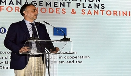 Ολοκληρώνεται το πιλοτικό πρόγραμμα διαχείρησης προορισμών για τη Ρόδο και τη Σαντορίνη
