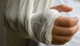 Κοριτσάκι με σπασμένο χέρι μεταφέρθηκε στη Ρόδο με πολεμικό πλοίο