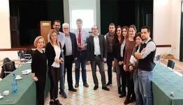 Με επιτυχία ολοκληρώθηκε στη Σαντορίνη  η 3η συνάντηση των εταίρων από Ελλάδα και Κύπρο της πράξης «STRATENERGY»