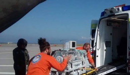 Αερογέφυρα ζωής από τη Ρόδο στο Ηράκλειο για νεογέννητο κοριτσάκι