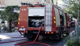 Μυτιλήνη: Νεκρός από πυρκαγιά σε σπίτι