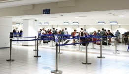 Tα «λουκέτα» έφεραν αναταράξεις στα ευρωπαϊκά αεροδρόμια