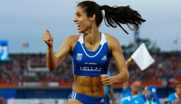 Υποψήφια για την Επιτροπή Αθλητών της ΔΟΕ η Στεφανίδη
