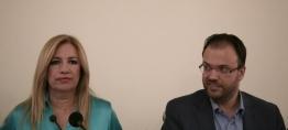 Η Φώφη έθεσε εκτός ΚΟ τον Θεοχαρόπουλο -Προκηρύσσει έκτακτο συνέδριο