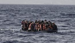 Τουρκικά πλοία «έσπρωχναν» βάρκες με αλλοδαπούς στις ελληνικές ακτές (vid)