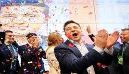 Ουκρανία – Εκλογές: Τα exit polls δίνουν νέο πρόεδρο τον κωμικό Βολοντίμιρ Ζελένσκι