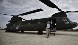 Νέες λεπτομέρειες για την πτήση του ελικοπτέρου που μετέφερε τον Πρωθυπουργό: Έκανε ελιγμούς 200 μέτρα πάνω από τους Αρκιούς