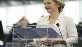 Κομισιόν: Εξελέγη πρόεδρος η Ούρσουλα φον ντερ Λάιεν