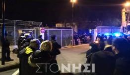 """Μυτιλήνη και Χίος: """"Μυρίζει μπαρούτι"""" για το προσφυγικό με αστυνομικούς και κατοίκους!"""