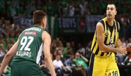 Στο Final-4 η Φενέρ, 99-82 τη Ζαλγκίρις: Πιστοί στο ραντεβού τους Ομπράντοβιτς και Σλούκας