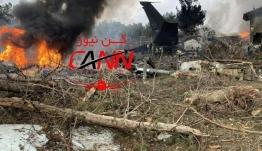 Εντοπίστηκαν νεκροί επτά επιβάτες του αεροσκάφους που συνετρίβη στην Τεχεράνη