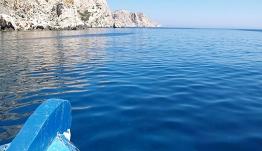 Ρεκόρ 20ετίας στην πτώση της θερμοκρασίας των ελληνικών θαλασσών- Οι μεγαλύτερες μειώσεις νότια της Ρόδου