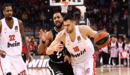 Euroleague: Αλύγιστος ο Ολυμπιακός που νίκησε την Βιλερμπάν αλλά τον βρήκε νέα ατυχία!