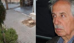 Ν. Μυλωνάς,Θεμα: για την παράνομη κοπή δένδρου από την υπηρεσία πρασίνου-καθαριότητας Δημου Κω