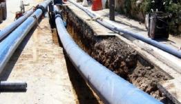 """""""Δύο νέοι αγωγοί μεταφοράς νερού στην πόλη της Κω- Ένα μεγάλο έργο με συνολικό προϋπολογισμό 1 εκ.ευρώ."""""""