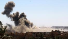 """Συρία: Έπεσε το """"χαλιφάτο"""" του Ισλαμικού Κράτους ανακοίνωσαν οι Δημοκρατικές Δυνάμεις"""