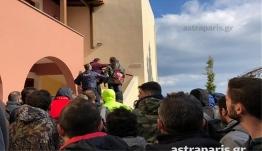 Σκηνικό ανάφλεξης: Εφοδοι σε ξενοδοχεία αστυνομικών στη Χίο, πληροφορίες για πολλούς τραυματίες στη Λέσβο