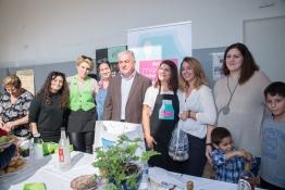 """Τα προϊόντα της Λέρου κέρδισαν τις εντυπώσεις στην εκδήλωση """"Aegean mamas know best"""",  στο πλαίσιο της «Γαστρονομικής Περιφέρειας της Ευρώπης - Νότιο Αιγαίο 2019»"""